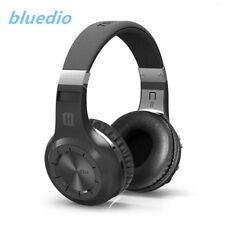 NUOVO Bluedio HT Comfort Headphone cuffia Bluetooth 4.1 Stereo Smartphone Nero