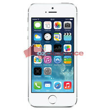 FAULTY Apple iPhone 5S 16GB Silver | Unlocked | Bent | Faulty