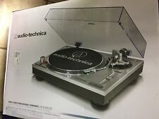 Audio-Technica AT-LP120-USB Direct Drive Professional Turntable w/ USB & ANALOG