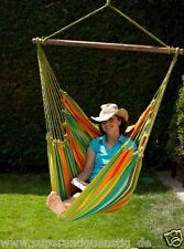 XL Large Hanging Chair Hanging Seat Cayo grande Verde up to 140kg 11109