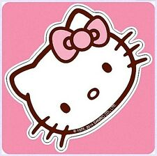 15 Hello Kitty Shaped Stickers Party Favors