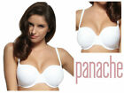 Panache Porcelain Underwired Moulded Balcony T-Shirt Bra 3376 Womens Lingerie