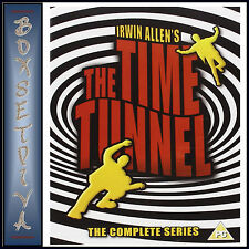 THE TIME TUNNEL-  COMPLETE VOLUMES 1 & 2  ALL 30 EPISODES *BRAND NEW BOXSET**
