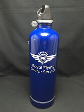 ROYAL FLYING DOCTOR SERVICE CHEEKI 750ml STAINLESS STEEL DRINK BOTTLE