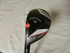 New LH Callaway X Hot Pro 16* 1 Hybrid 1H Project X 6.0 Stiff flex Graphite