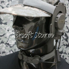 Radio Communication Gear Z Tactical Throat Mic for Bowman EVO III Headset ACU FG