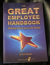 THE GREAT EMPLOYEE HANDBOOK BY Quint Studer Book SMDTS