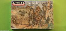 WW1 British Artillery 18 pdr gun 1/72 Emhar 7202