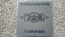 KLF/ Justified Ancients of Mu Mu - It's grim up north 12'' Disco Vinyl SPAIN