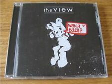 CD Album: The View : Which Bitch ?