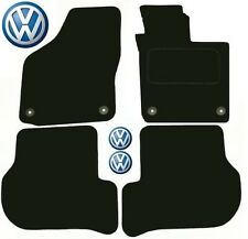 Vw Golf mk6 Convertible DELUXE QUALITY Tailored mats 2008 2009 2010 2011 2012