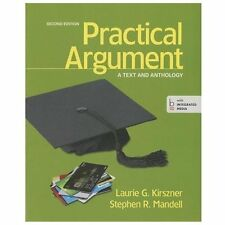 Practical Argument: A Text and Anthology, Mandell, Stephen R., Kirszner, Laurie