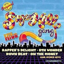 FREE US SH (int'l sh=$0-$3) USED,MINT CD Sugarhill Gang: Hits