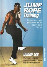 JUMP ROPE TRAINING FOR WEIGHT LOSS & TONING (Buddy Lee) - DVD - Region Free