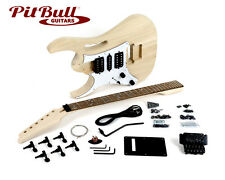 Pit Bull Guitars SV-1L Electric Guitar Kit (Left Handed)