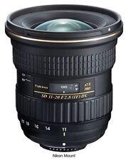 Tokina AF 11-20mm f/2.8 PRO DX Ultra-Wide Lens AT-X 11-20 F2.8 for Nikon ~ NEW