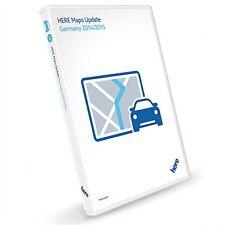 Volkswagen Phaeton Deutschland Navigation Technologies Navigations CD 2014 2015