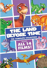 Land Before Time: The Complete Collection - 8 DISC SET (2016, REGION 1 DVD New)
