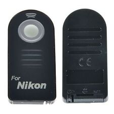 IR Wireless Remote Control Nikon ML-L3 D7000 D7800 D3200 D5300 D610 D70 D7100