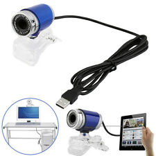 USB 5MP HD Webcam Web Cam Camera for Computer PC Laptop Desktop SM