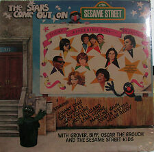 Sesame Street (Stars Come out on) (TV Soundtrack) J.Cash,Ray Charles,M.Kahn (ss)