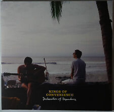 Kings of Convenience - Declaration of Dependence LP NEU/SEALED gatefold sleeve