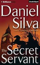 Gabriel Allon: The Secret Servant 7 by Daniel Silva (2015, CD, Unabridged)