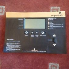 ROGER BLACK GOLD MEDAL TREADMILL AG-10302 ( CONSOLE (PCB) FOR SALE ONLY ) *OTOS*