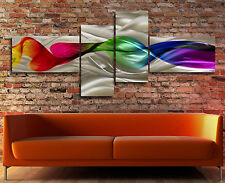 Aluminium Metal Modern Abstract wall Art Original painting Contemporary sign