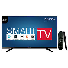 Daiwa D42C4S 102 cm (40) Smart Full HD LED Television with Web Cruiser Remote