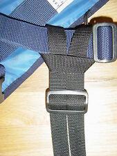 UNIVERSAL DELUXE 3 POINT CROTCH STRAP FOR BUOYANCY AIDS / LIFE JACKETS