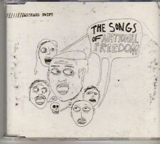 (DO669) Richard Swift,  The Songs Of National Freedom - 2006 DJ CD