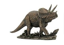 "8.5"" Triceratops Dinosaur Statue Collectible Figurine Figure Prehistoric Animal"