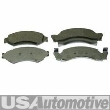 FRONT DISC BRAKE PADS - LINCOLN CONTINENTAL 1973-79 & 1986, MARK IV/V 1972-79