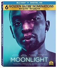 MOONLIGHT (2016 Naomie Harris) - BLU-RAY - Zone A - Scellé