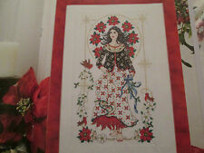 'Winter's Beauty' Lesley Teare cross stitch charts(only)