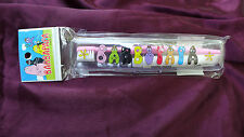 Barbapapa Toothbrush and Toothpaste Travel Container Japan 1998 Pink Kids NIP