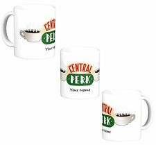 FRIENDS Central Perk PERSONALIZED with Name Gift Mug Cup Xmas New TV Show Coffee