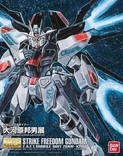 BANDAI MG 1/100 STRIKE FREEDOM GUNDAM KUNIO OKAWARA EXHIBITION Ver Model Kit NEW