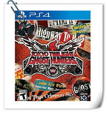 PS4 Tokyo Twilight Ghost Hunters: Daybreak Special Gig SONY RPG Games Aksys