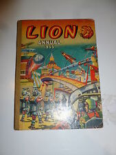 LION Annual - Year 1955 - UK Annual - With Price Ticket Intact