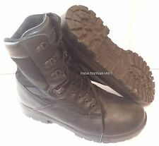 BRITISH ARMY - YDS BLACK BOOTS - SIZE 12M - PATROL BOOTS - SN2461
