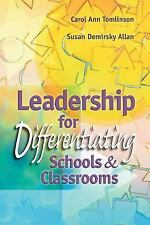 Professional Development: Leadership for Differentiating Schools and...