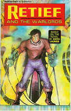 Retief and the Warlords # 2 (of 4) (USA, 1991)