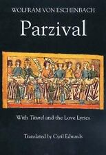 Arthurian Studies: Parzival : With Titurel and the Love Lyrics Volume 56 by...