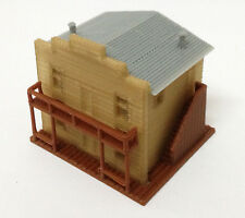 Outland Models Train Railway Layout Building Old West Saloon / Shop N Scale