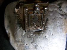 Patriotischer- Afrika-800er-Silber-Ring-der-französischen-Fremdenlegion