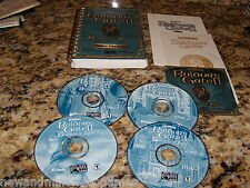 Baldurs Gate II Shadows Of Amn With Game Manual And Inserts (PC, 2000) Game