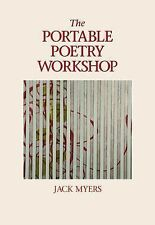 The Portable Poetry Workshop: A Field Guide to Poetic Technique, Jack Elliott My