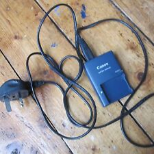 Genuine Canon CB-2LXE Battery Charger Power Adapter for NB-5L PowerShot Ixus